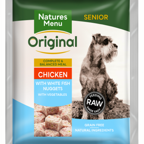 Natures Menu Raw Meals for Dogs