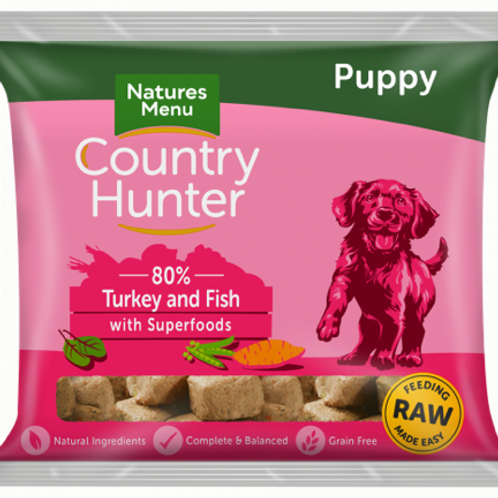 Country Hunter Raw Nuggets for Dogs