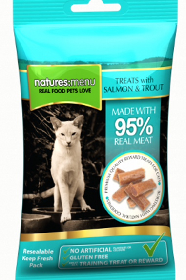 Natures Menu Real Meat Treats for Cats