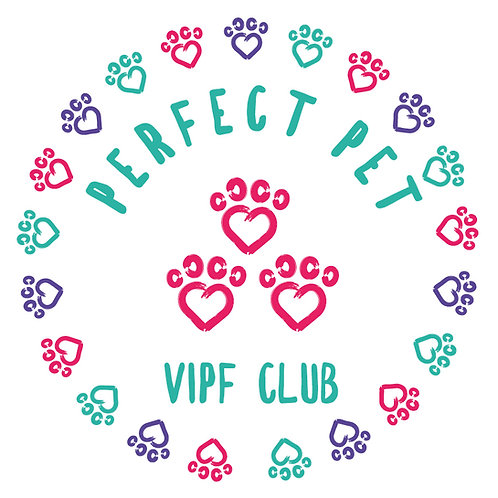 AMF Perfect Pet VIPF Membership - 3 Paw