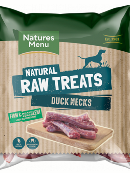 Natures Menu Raw Natural Treats for Dogs