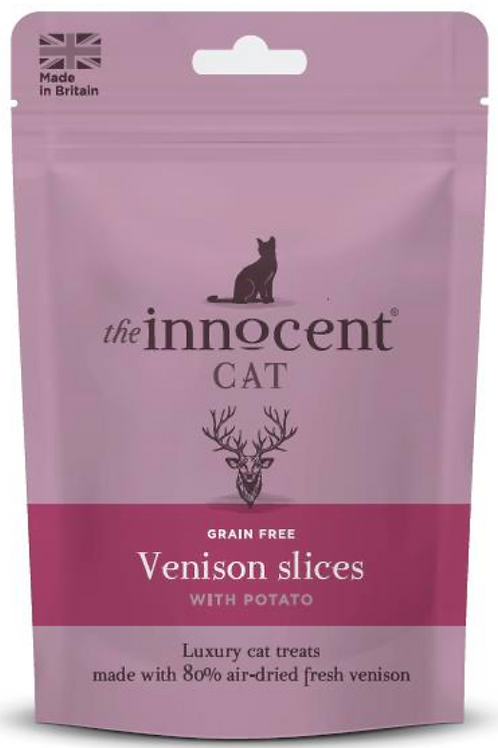 Luxury Treats for Cats by The Innocent Cat