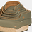 Thumbnail: Green Tweed Luxury Bed Range by Danish Design