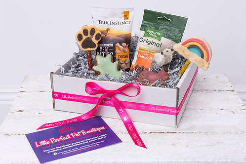 Perfect Pet Treat Box for Dogs - Mixed Mutt