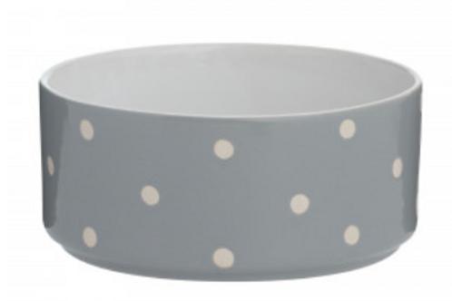 Polka Dot Pet Bowl by Mason Cash