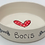 Thumbnail: Personalised Pet Bowls - The Simple & Stylish Range - by Purple Glaze Pottery