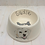 Thumbnail: Personalised Pet Bowl with Portrait by Purple Glaze Pottery