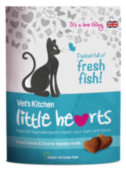 Little Hearts for Cats by Vet's Kitchen