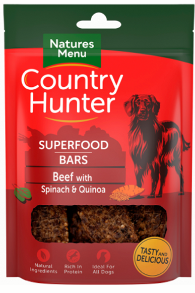 Country Hunter Superfood Treat Bars