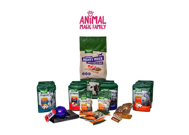 Dog Food Box, Pet Food Box, Cat Food Box