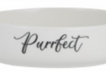 Purrfect Cat Bowl by Mason Cash