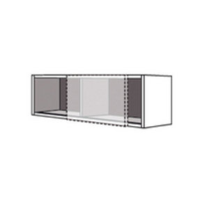 ETAGÈRE BOX DE CUISINE L. 120 CM
