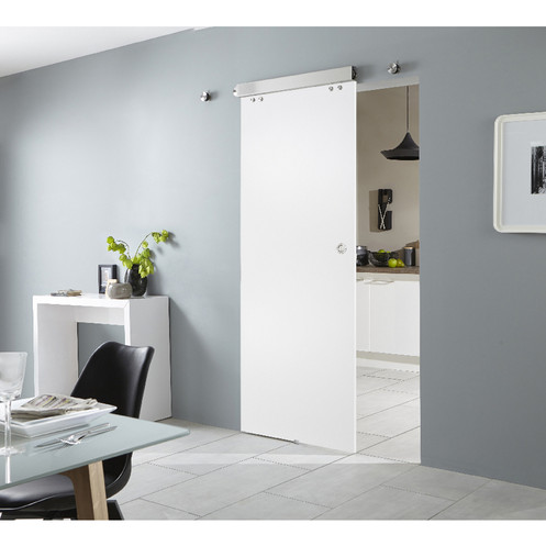 syst me coulissant soho en applique pour portes en verre. Black Bedroom Furniture Sets. Home Design Ideas