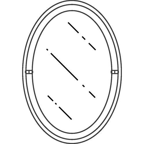 ŒIL-DE-BŒUF OVALE CLASSIC PIN