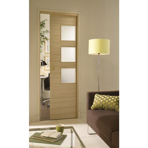 Stunning Type De Porte Bois Aluminium Pleine Ou With Cloison En Bois  Interieur.