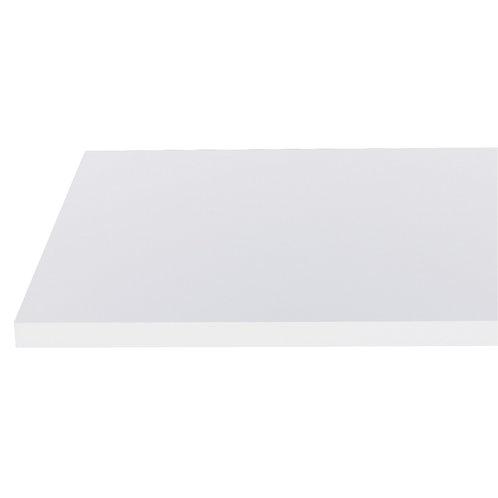 PLAN DE TRAVAIL STRATIFIÉ velvet blanc