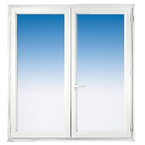 FENÊTRE CLASSIC PVC (hauteur: 60cm à 97cm)