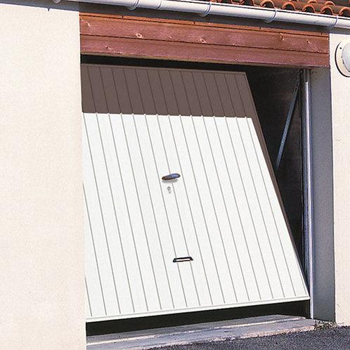 PORTE DE GARAGE  ACCESS BASCULANTE NON DÉBORDANTE