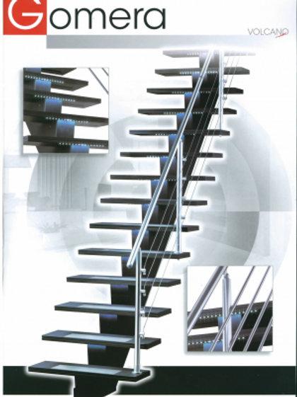 escalier gommera