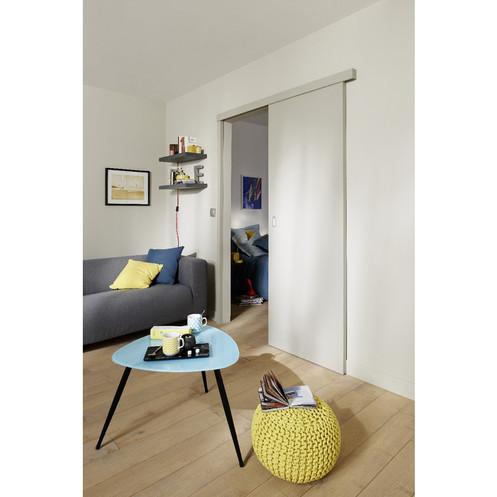 syst me coulissant en applique prima peindre. Black Bedroom Furniture Sets. Home Design Ideas