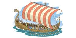 Vikings Longship