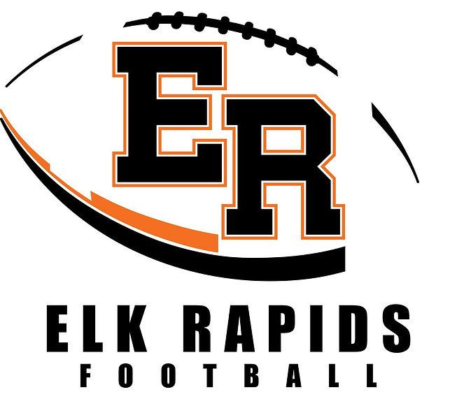 Elk Rapids Football Logo