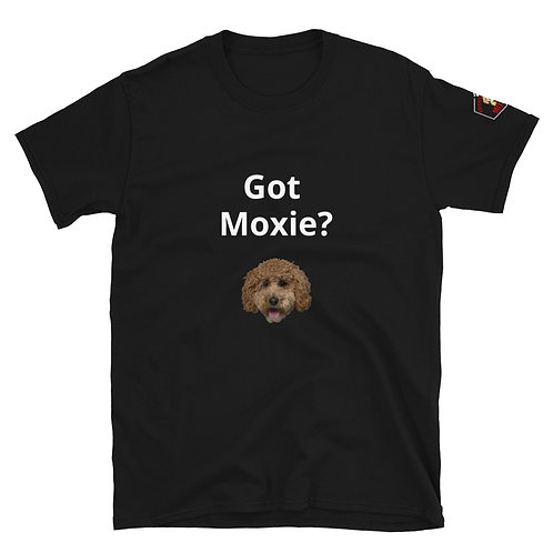 Got Moxie? Short-Sleeve Unisex T-Shirt