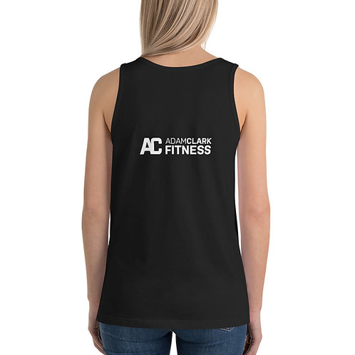 Adam Clark Fitness Unisex Tank Top
