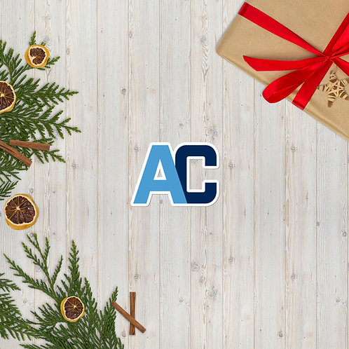 AC Bubble-free stickers