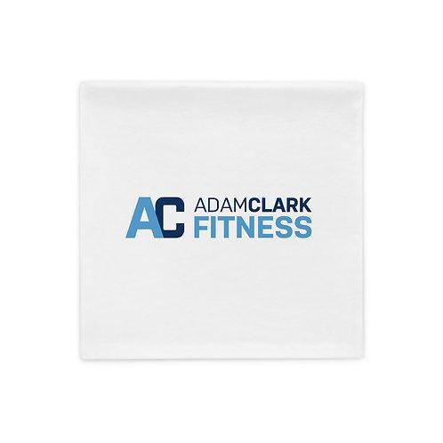 Adam Clark Fitness Pillow Case