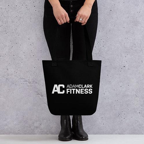 Adam Clark Fitness Tote Bag - Black