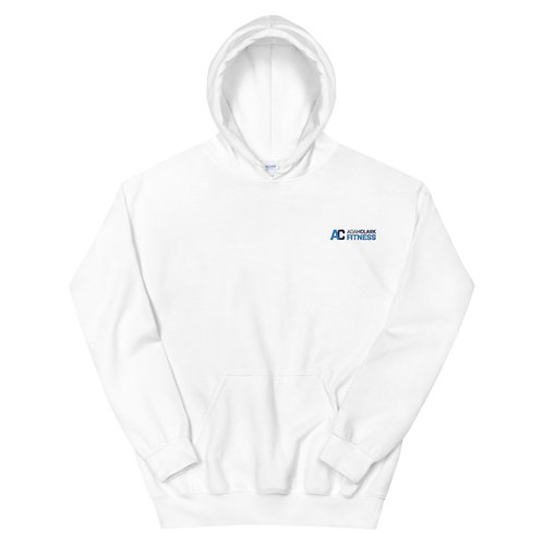 Adam Clark Fitness Unisex Hoodie - Colored Logo