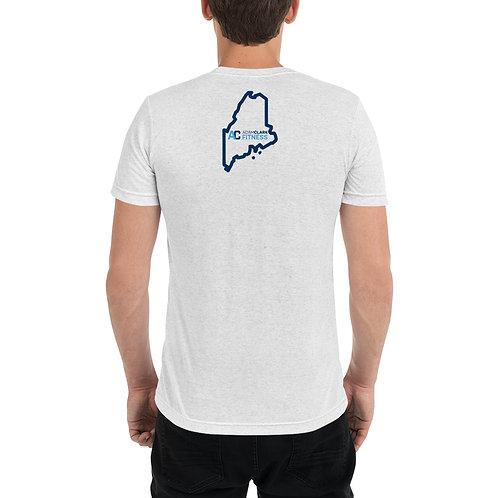 Adam Clark Fitness Unisex Maine T-Shirt