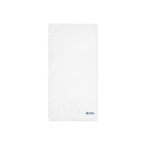 Adam Clark Fitness - Hand Towel - White