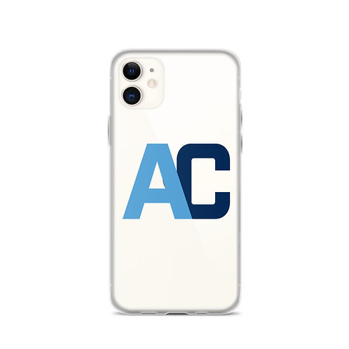 Adam Clark Fitness iPhone Case