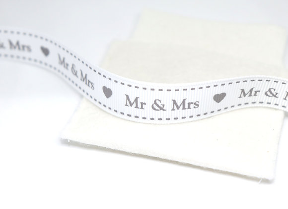 Mr & Mrs Ribbon