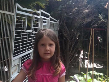 Il #pattoconlaterra della piccola Sofia!
