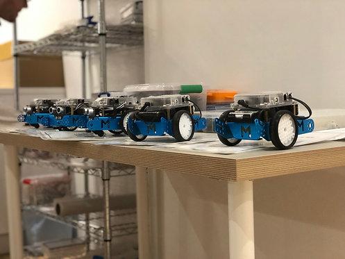Robotique 1 - Samedi 9h00 - Automne 2020