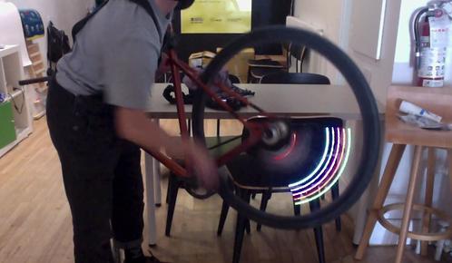 Atelier: Allume ton vélo avec Arduino