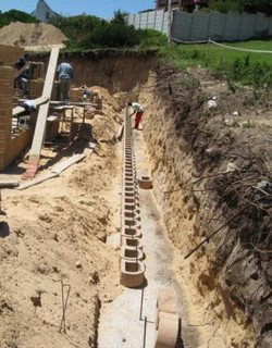 Retaining Walls Clearing