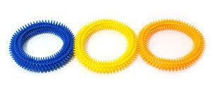 טבעת תחושה-קוצים PACE צהוב/כתום
