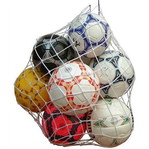 רשת לנשיאת 10 כדורים