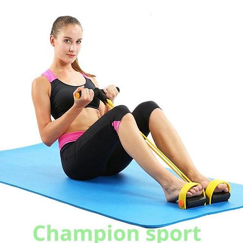 מכשיר לחיטוב שרירי הבטן, החזה והישבן
