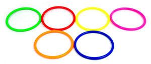 """טבעת פלסטיק 16 ס""""מ"""