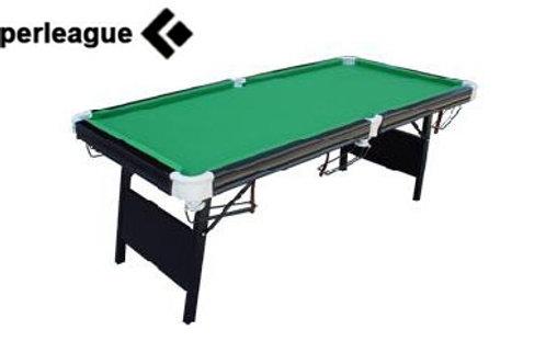שולחן ביליארד מתקפל 6 פיט דיימונד