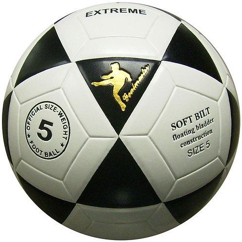 כדורגל עור סינתטי לאספלט