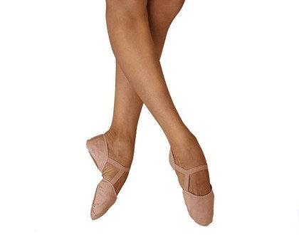 נעלי בלט חצויות