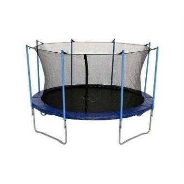 טרמפולינה 10 פיט (3.00) מ' עם רשת הגנה פנימית, מבית JUMPING