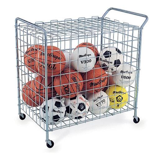 עגלה מרובעת לכדורים