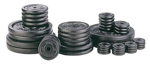 צלחות ברזל 5 ,7.5 , 10 , 17.5 קג
